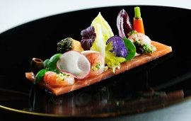 Marinated Salmon Recipe By Chef Alessandro Salvatico