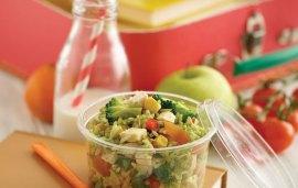 Pesto Rice Salad Recipe By Annabel Karmel