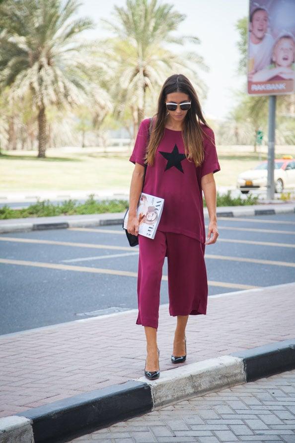 Carmel EW wearing Bedouin Studios