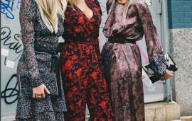 New York Fashion Week Spring Summer 2016 Street Style