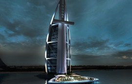 Burj Al Arab Unveils Its New Leisure Island