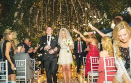 Real-Life Wedding Pics: The Ultimate Rock 'N' Roll Romance