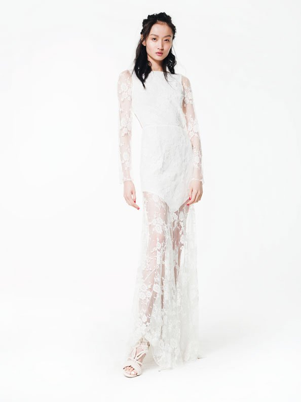 Houghton's Bridal Collection