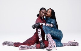 First Look: Kenzo For H&M Collection