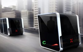 Driverless Taxis Of The Future Are Coming To Dubai