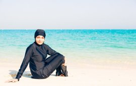 Now The Burkini Is Banned! Reactions Around The World