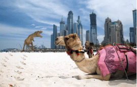 It's Official, Dinosaurs Will Be Roaming Dubai On This Date