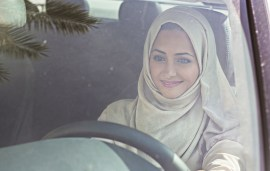 Dubai Women Are The Better Drivers… By A Mile