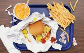Schools That Still Serve Junk Food In Canteens Will Be Fined