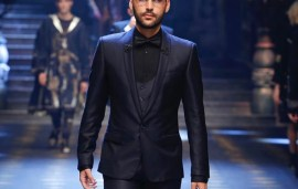 This Dubai Guy Just Had A Starring Role At Dolce & Gabbana's Latest Catwalk Show