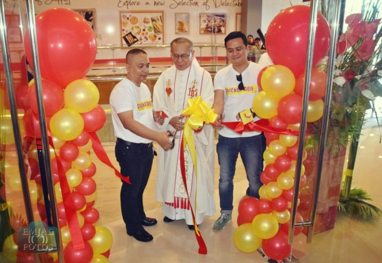 Ribbon Cutting Chicken Deli Bacolod