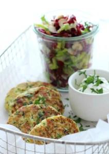 EmmaBee Halloumi Veggie Fastfood Rezept