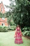 hindu bride at marriott hotel preston