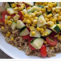 Keen-what? - Quinoa and Veggie Salad