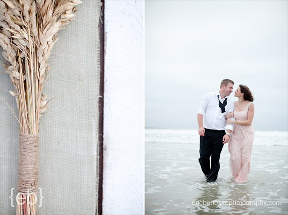 island engagement session