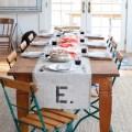 burlap-table-runner-with-monogram