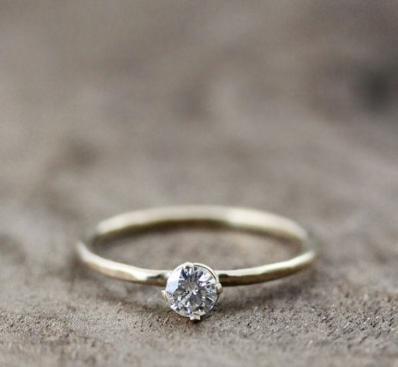 handmade engagement rings by andrea bonelli jewelry