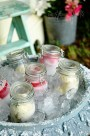 mason jar ice cream favors