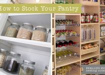 how to stock your pantry