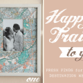 happy trails destination wedding decor