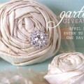 garter giveaway