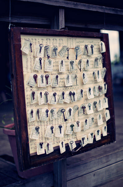 skeleton key escort cards
