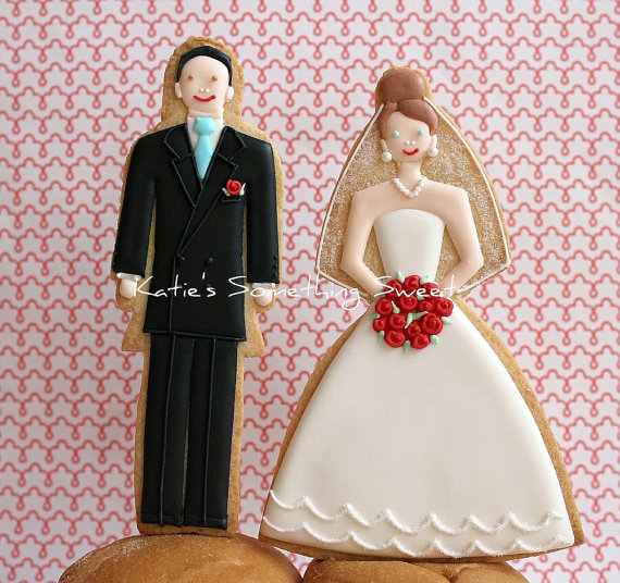 cookie cake topper