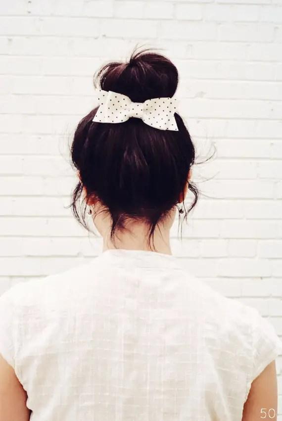 hair bow - bridesmaid gifts