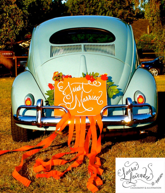 wedding calligraphy ideas