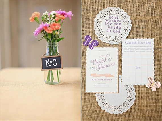rustic bridal shower inspiration