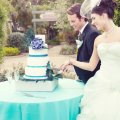 wedding cake servers