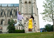 Dupont-Circle-Engagement-Photos