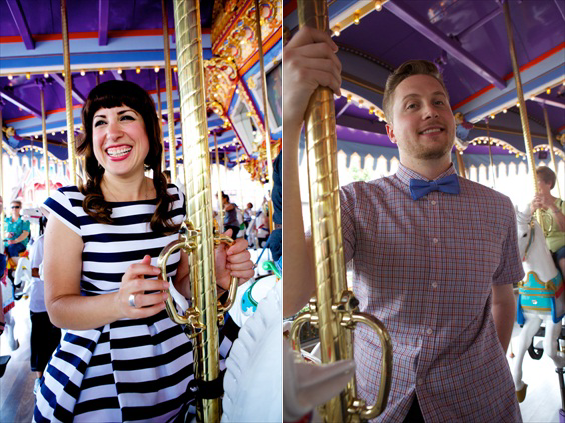 Edith Elle Photography & Associates - Disneyland Engagement Session