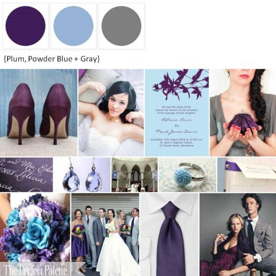 wedding color palette