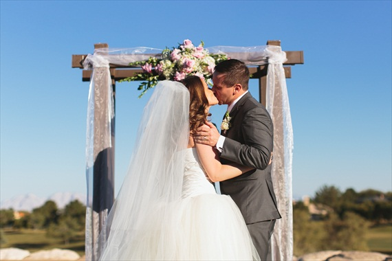Meg Ruth Photo - handmade Las Vegas wedding