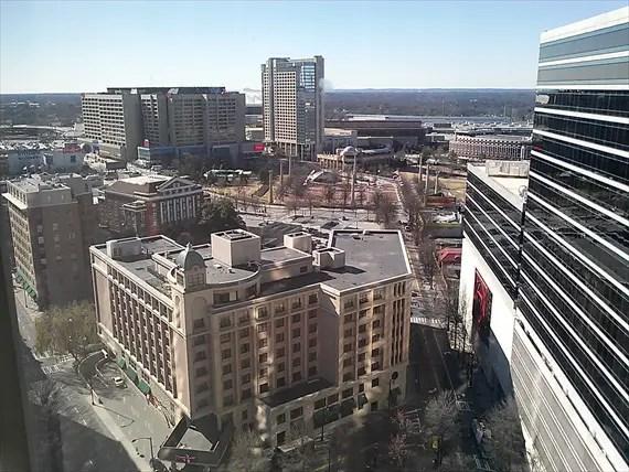 View of Atlanta - Bridal Extravaganza of Atlanta - EmmalineBride.com