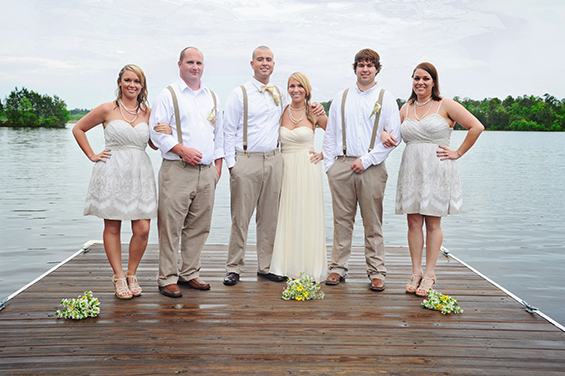 Brooke Brooks Photography - carolina lake wedding