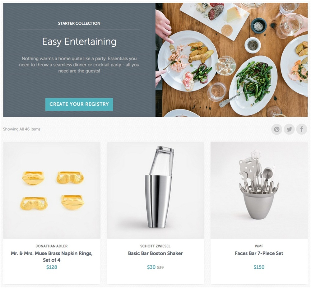 Zola Wedding Registry 5 Reasons Why You Should Register