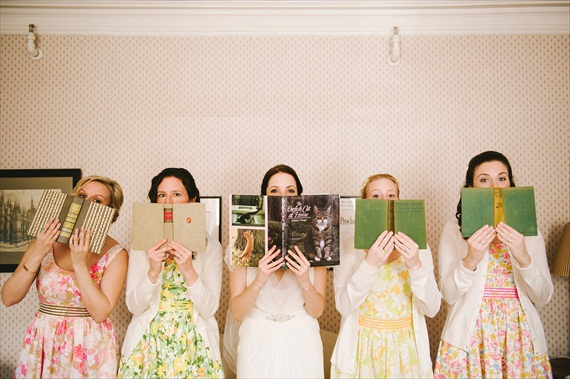 Vintage Wedding: Real Wedding - New Haven, Connecticut (Michelle Gardella Photography)