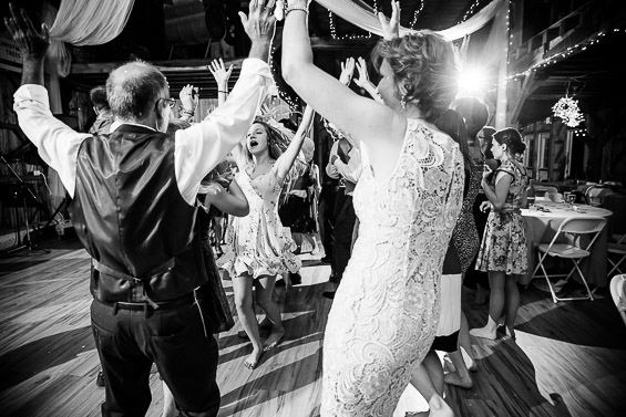 Butler Photography LLC - wedding dancing