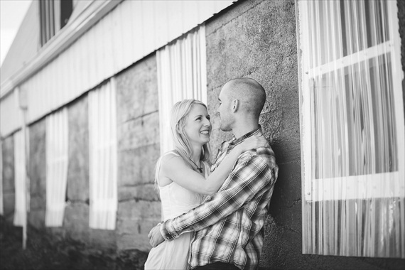 Rachael Schirano Photography - Illinois Farm Engagement