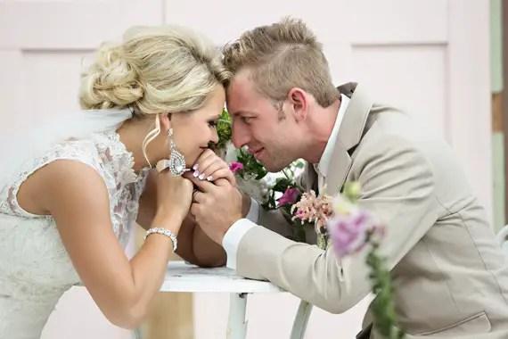KimAnne Photography - iowa backyard wedding - bride-groom-love