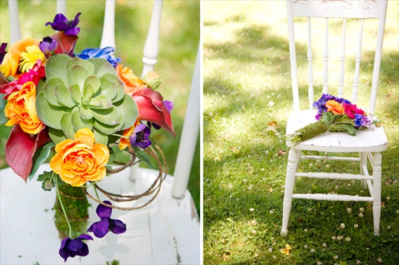 2013 Wedding Trends: Succulents + Birch Bark (by Afloral via Emmaline Bride) #wedding