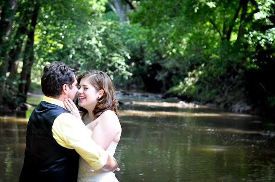 Liv Hefner Photography - West Virginia Trash the Dress