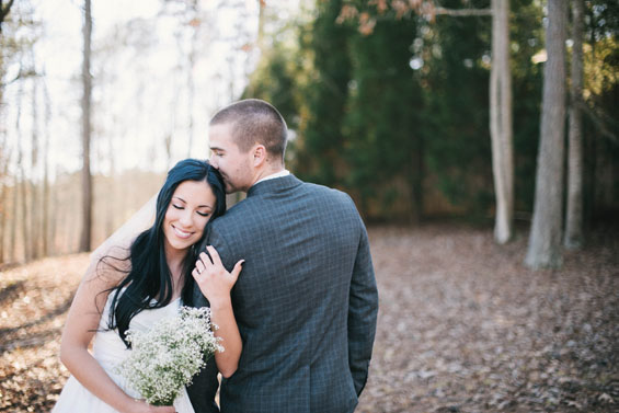 Simply Sarah Photography - Rustic Chic Wedding Photo Shoot
