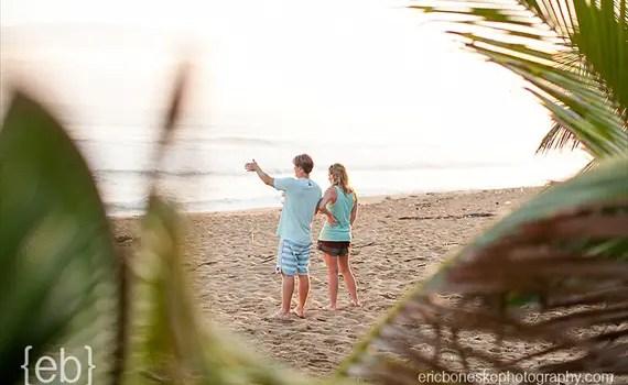 Puerto Rico Surfing Engagement Session- Eric Boneske Photography