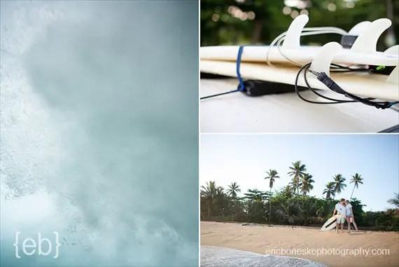 Puerto Rico Surfing Engagement Session-Eric Boneske Photography