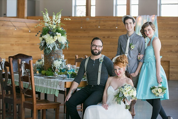 Jana Marie Photography - rustically inspired wedding