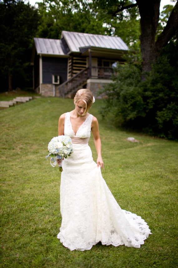 Rustic Virginia Wedding