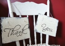ThankYou Wedding Signs